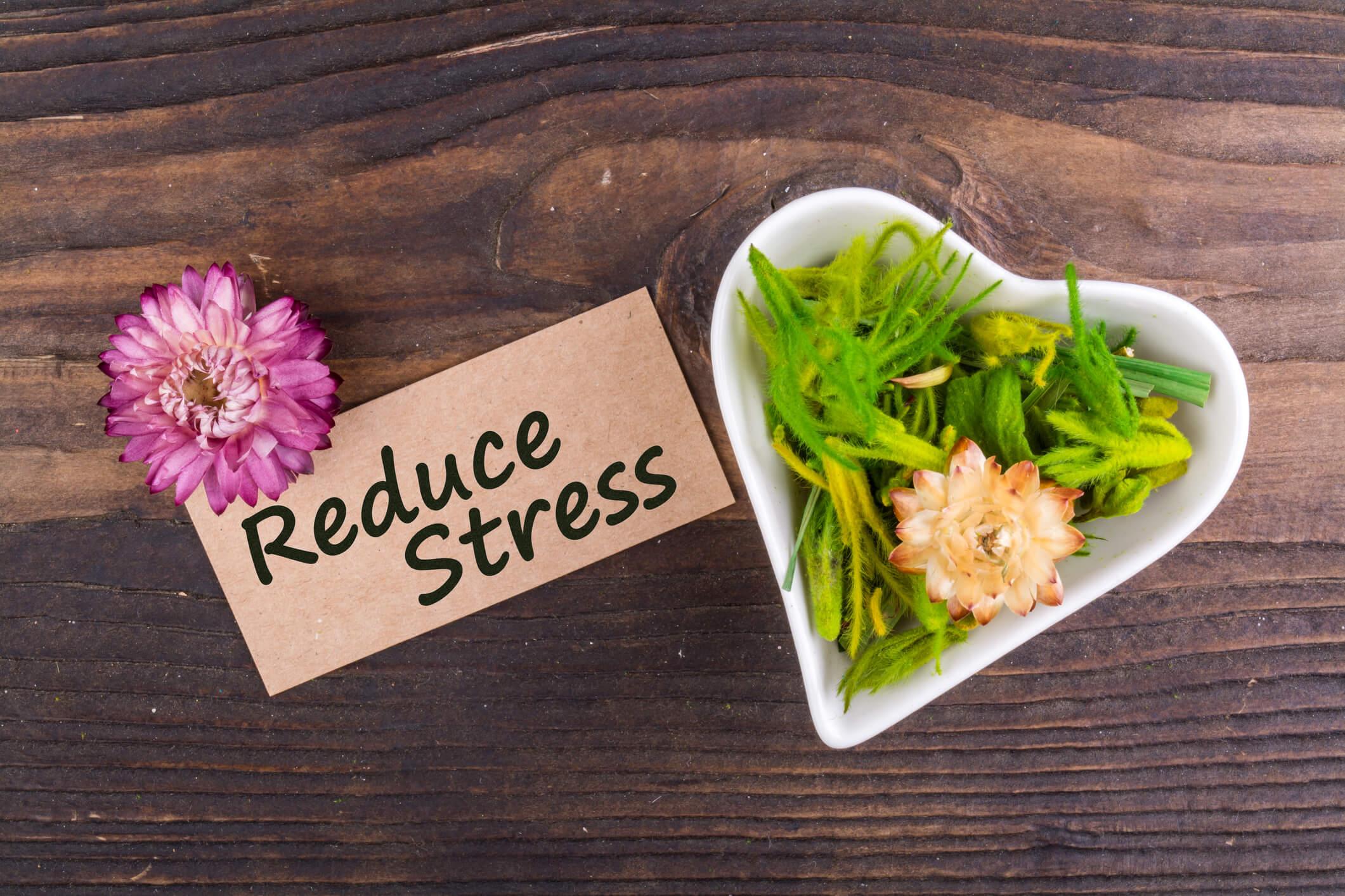 MY 10 TOP TIPS TO KEEP STRESS AT BAY